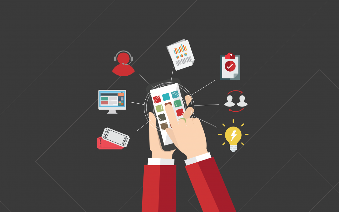Fusión de la gestión de aplicaciones de escritorio y móviles ITSM