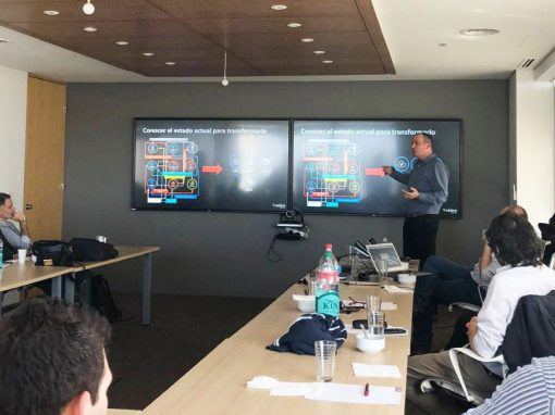 """Evento """"Gestión de Activos de TI: Del descubrimiento a la gestión Multi-Cloud"""""""
