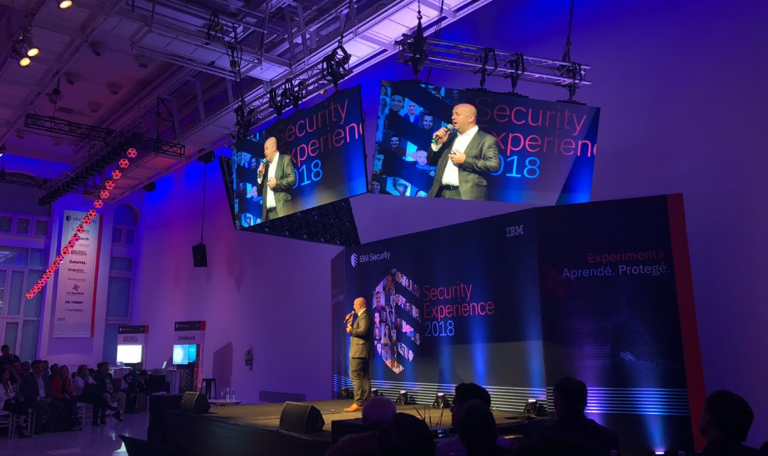 Xelere presente en el IBM Security Experience 2018