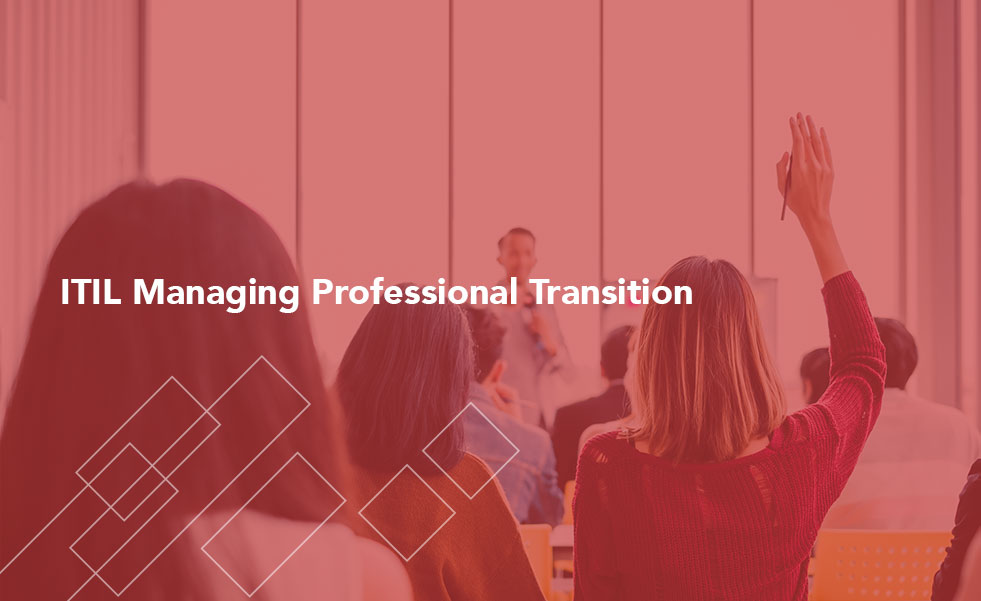 ITIL Managing Professional Transition