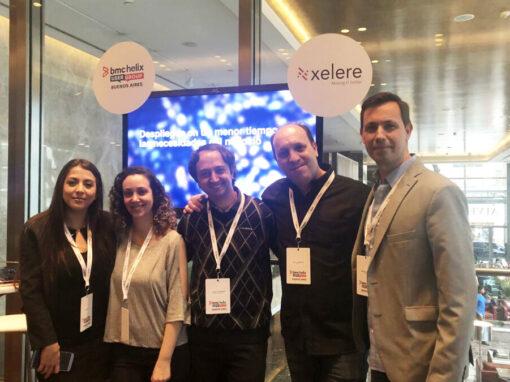 Xelere en BMC Helix User Group