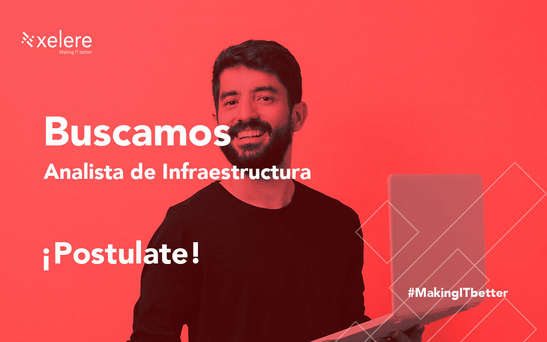 Analista de Infraestructura