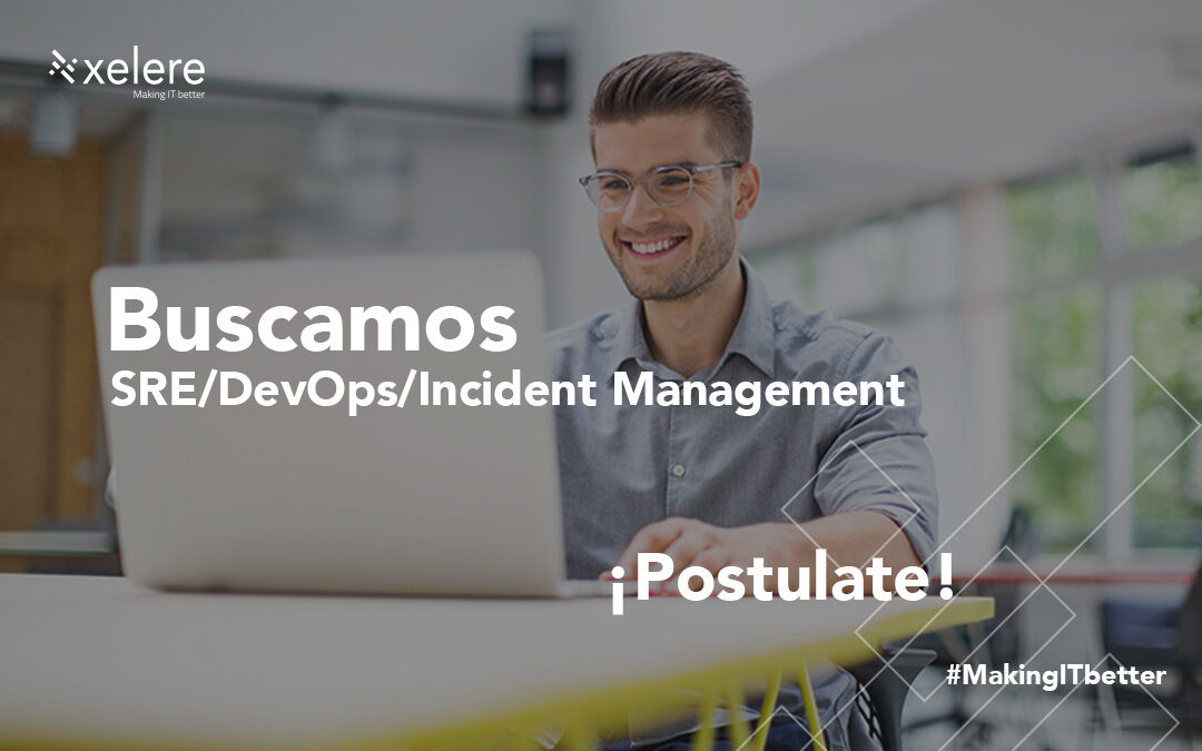 SRE/DevOps/Incident Management